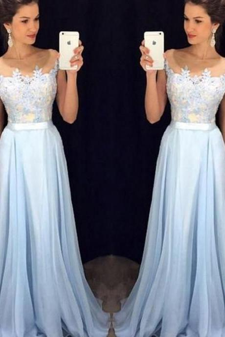 Long Custom Prom Dress,Tiffany Blue Prom dress, prom dress with lace, Elegant prom dress, A-line prom dress, Evening Party Prom dress, Cocktail dress, prom dress for teens, Cheap Prom dress.PD0080805